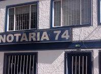 Notaria 74 de Bogotá