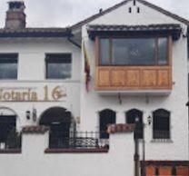 Notaria 16 de Bogotá