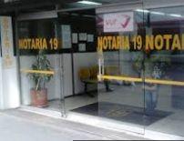 Notaria 19 de Bogotá