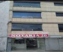 Notaria 20 de Bogotá