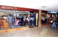 Notaria 23 de Bogotá